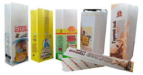 Логотипы на крафт пакетах